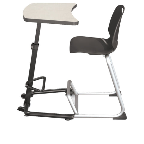 Up-Rite Student - Height Adjustable Sit and Stand Desk