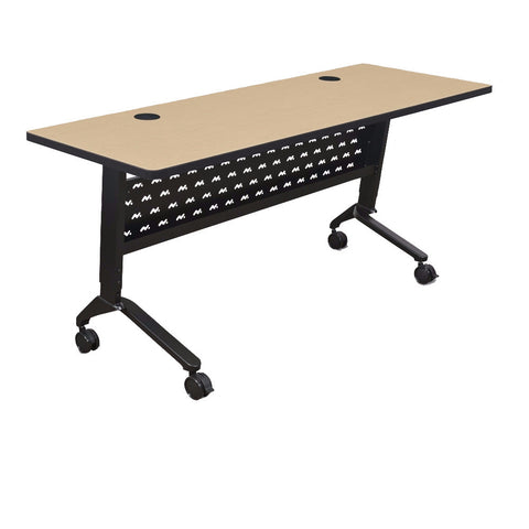 Nido Height Adjustable Flipper Table - 6024 Table