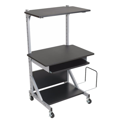 Alekto Compact Sit & Stand Workstation