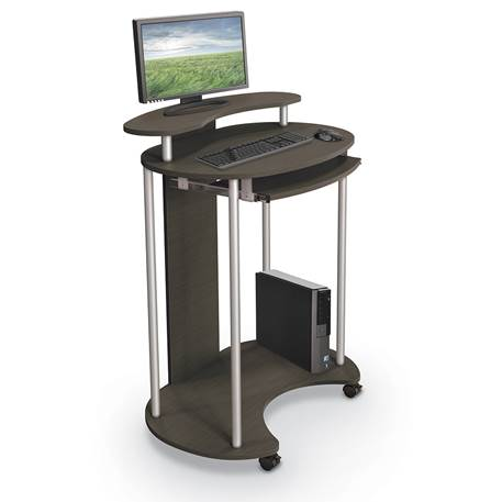 Up-Rite Standing Mobile Workstation