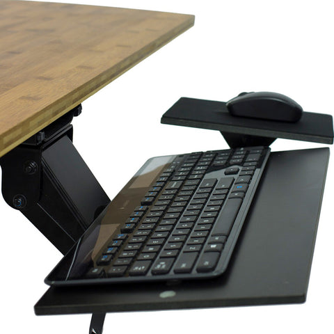 UNCAGED ERGONOMICS: KT1 - Adjustable Ergonomic Keyboard Tray