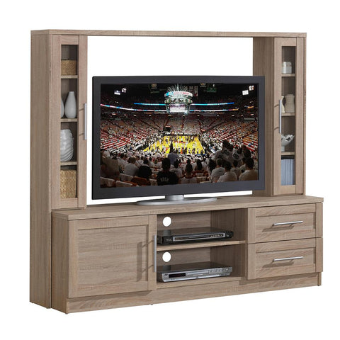 Techni Mobili Entertainment Center fits LED/LCD flat screens up to 55""