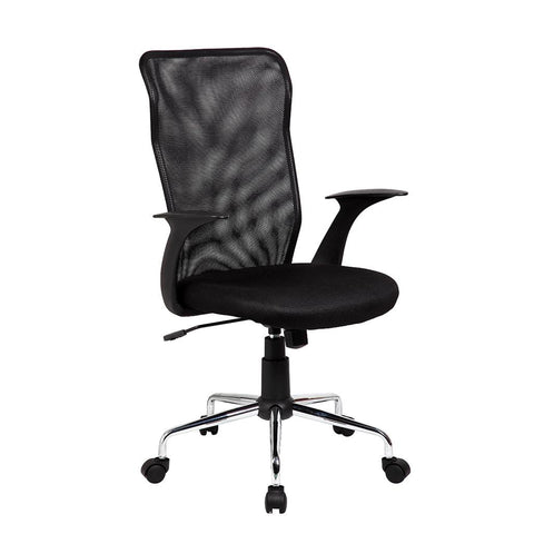Techni Mobili Medium Back Mesh Assistant Chair