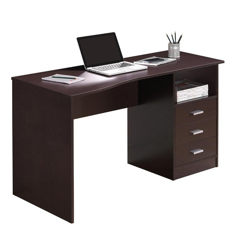 Techni Mobili Classy Desk with Three Drawers