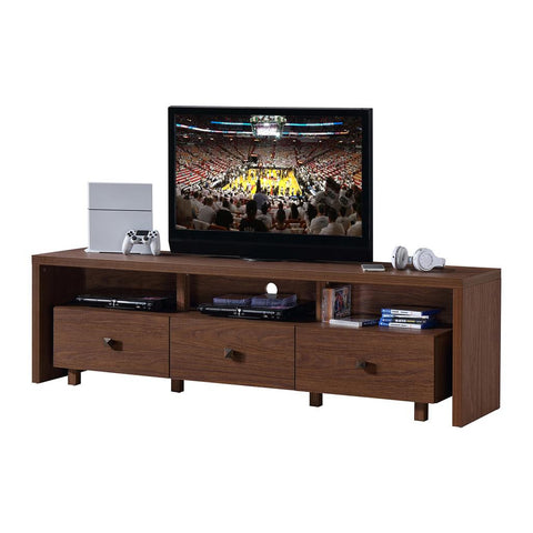 "ELEGANT TV STAND FOR TV'S UP TO 75"" WITH STORAGE"