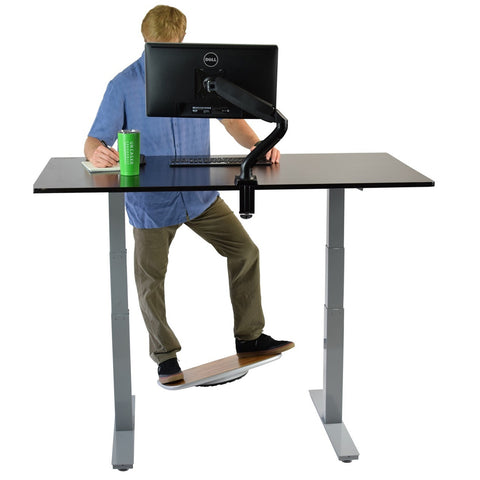 Rise Up - electric adjustable height standing desk