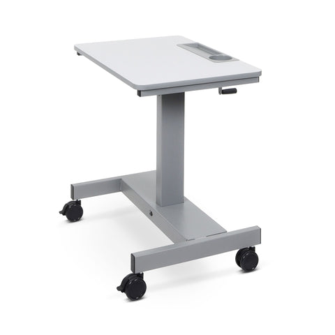 Student Desk - Sit Stand Desk with Crank Handle