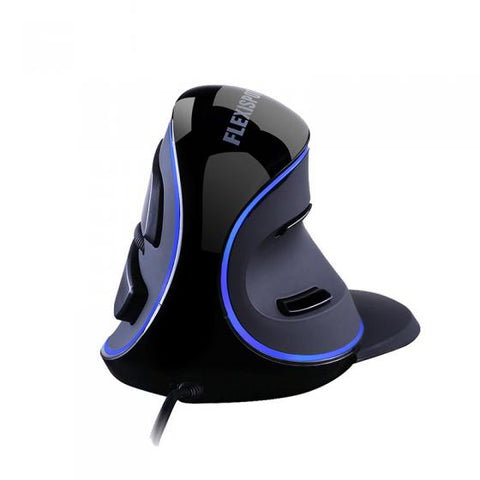 Flexispot: Vertical Wired Mouse EM1B