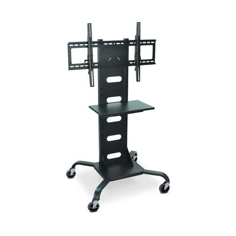 Mobile Flat Panel TV Stand + Mount