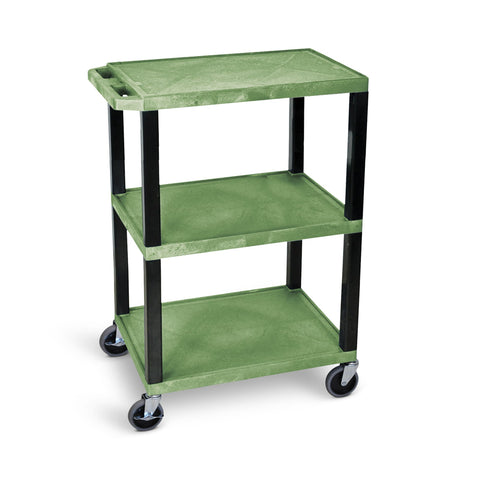 Tuffy Utility Cart - Three Shelves