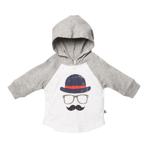 Fox & Finch Baby –  Stockholm Bowler Hat Hoodie FW155315