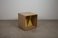 VENEER 0010 - Cube Side Table