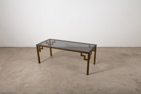 VINTAGE 0011 - Brass table