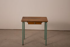 VINTAGE 0013 -  French school desk