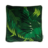 TUNKUN PALM CUSHION - VERDUROUS GREEN 45x45