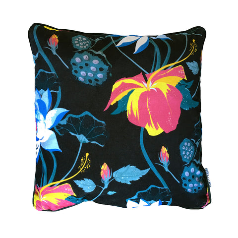 LOBISCUS CUSHION - LAKE BLACK 45x45