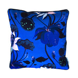 LOBISCUS CUSHION - LUSTROUS BLUE 45x45