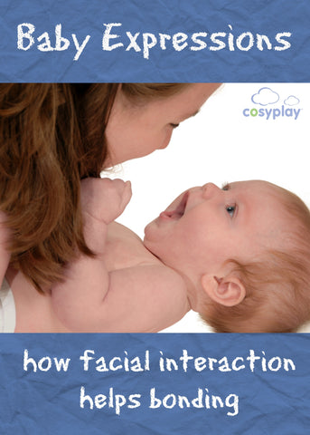 baby expressions - facial interaction