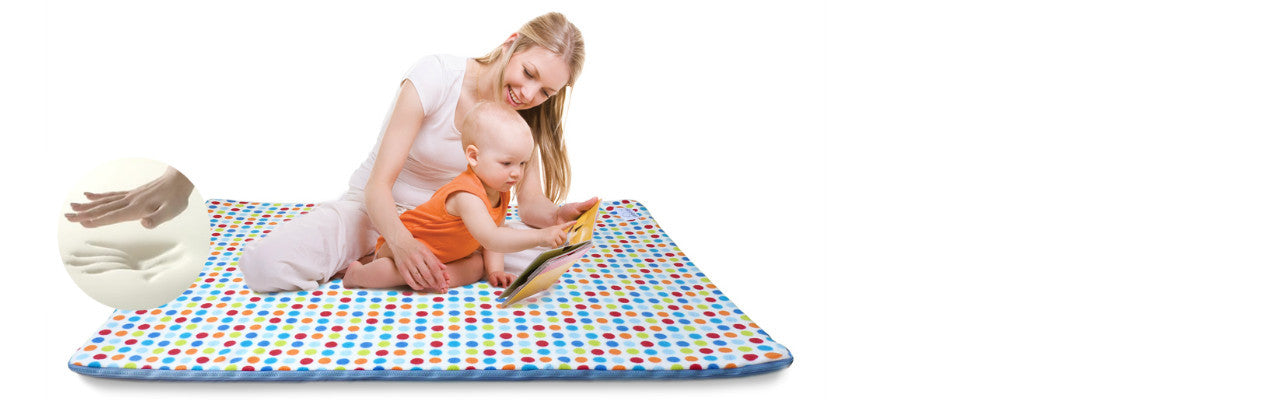 Large Play Mat Memory Foam