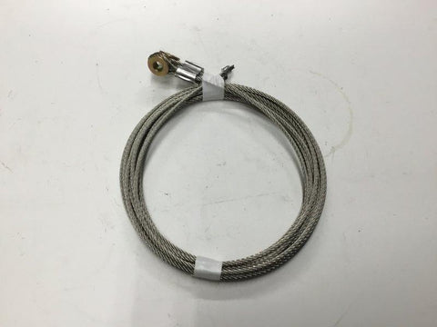 DOOR CABLE S/S WHITING