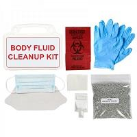BIOHAZARD BODY FLUID CLEANUP