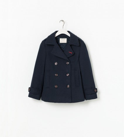 Button Coat