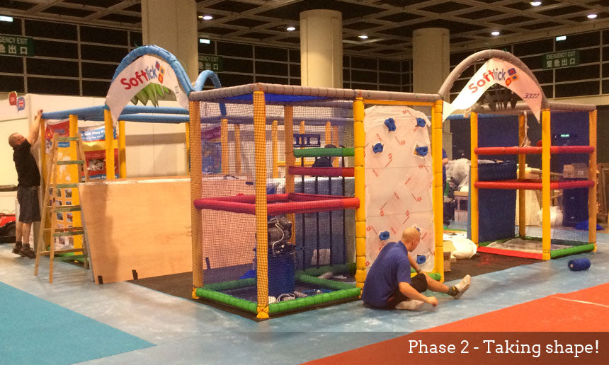 IAAPA Hong Kong Soft Play Progress
