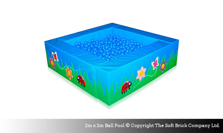 Ball Pool Ball Accessories by Soft Brick