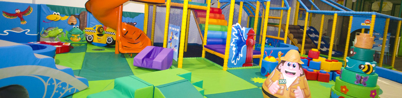 Big Apple Indoor play centre - toddler area