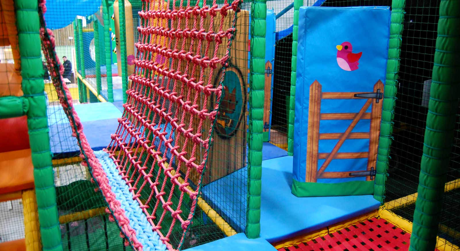 Soft Brick Indoor play centre Treetops, Golborne