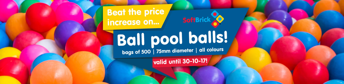 price increase ball pool balls