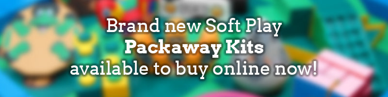 Soft Play Packaway Kits available now