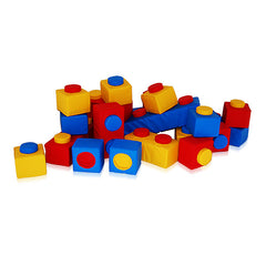 20 Piece Soft Play Brick Kit - The Soft Brick Company