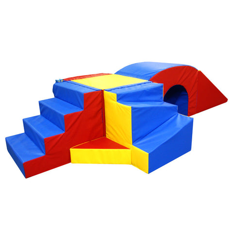800 Series 'Ziggurat' Agility Set with Tunnel