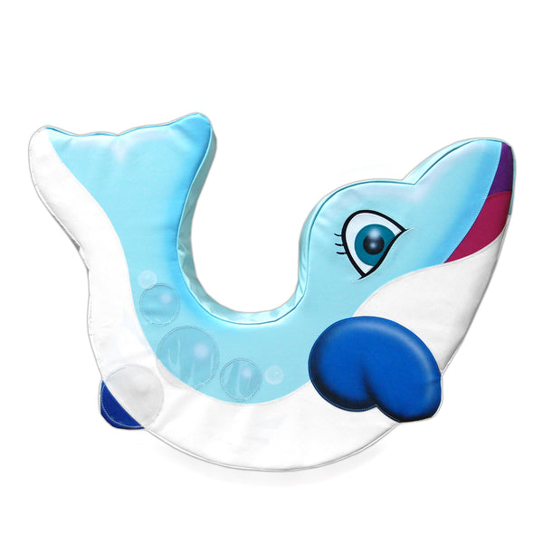 Baby Girl Dolphin Rocker - Small