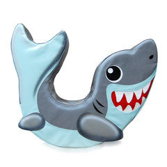 Baby Boy Shark Rocker - Medium - The Soft Brick Company