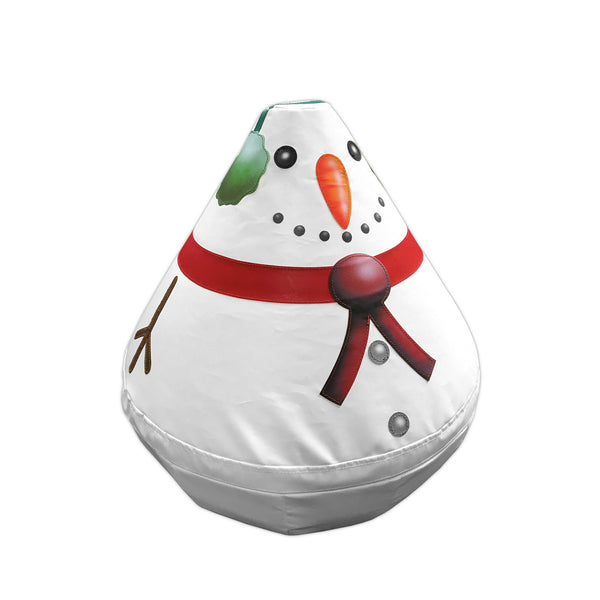 Baby Snowman Wobbly Character - Small