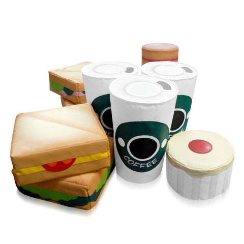 Role Play Cafe Kit