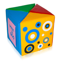 Soft Play Clever Cube - The Soft Brick Company