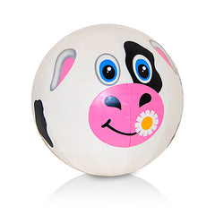 Cow Soft Play Ball - The Soft Brick Company
