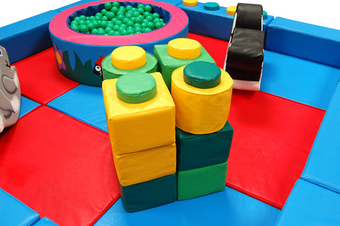 Farm Packaway Soft Play Kit - 2m x 4m