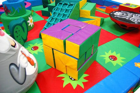 Land and Forest Packaway Soft Play Kit - 5m x 5m