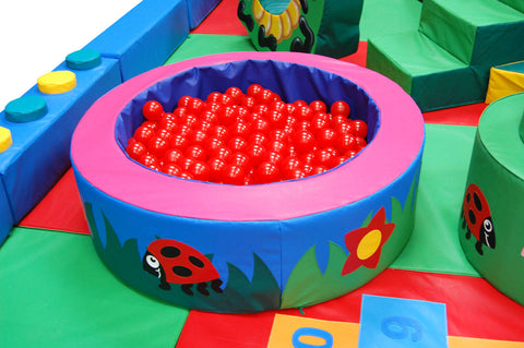 Land and Forest Packaway Soft Play Kit - 4m x 4m