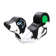 Sheep Dog Rocker - Medium - The Soft Brick Company