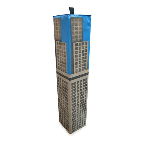 Empire State Building Skyscraper World of Play Soft Play Biff Bash Bag