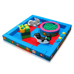 Farm Packaway Soft Play Kit - 3m x 3m - The Soft Brick Company