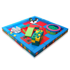 Farm Packaway Soft Play Kit - 4m x 4m - The Soft Brick Company
