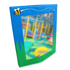 Soft Play Bendy Mirror - The Soft Brick Company