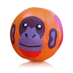 Orangutan Soft Play Ball - The Soft Brick Company
