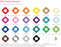 5m PVC - Various Colours - The Soft Brick Company